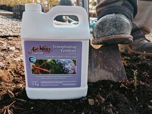 Fertilizer at Art Knapp Kamloops
